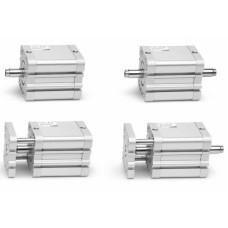Компактные магнитные цилиндры по стандарту ISO 21287. Серия 32