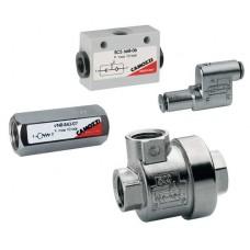 Автоматические клапаны. Серия SCS-VNR-VSC-VSO